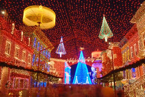 Is Osborne Family Spectacle Of Dancing Lights Moving To Epcot Lights At Disney World