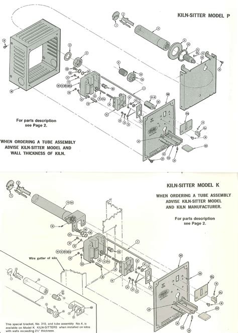 kiln sitter wiring diagram wiring diagram schemes
