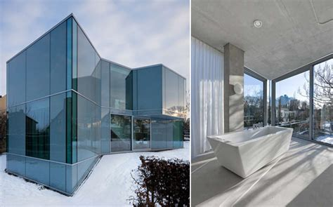 house made of glass modern architecture house made of glass interiorholic com