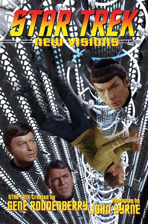 Trek New Visions Volume 1 trek preview july s trek journeys