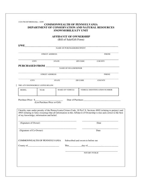 snowmobile bill of sale form sle resume format word