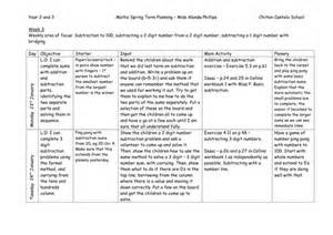 Addition Planner year 3 maths subtraction planning by alanda2009 teaching resources