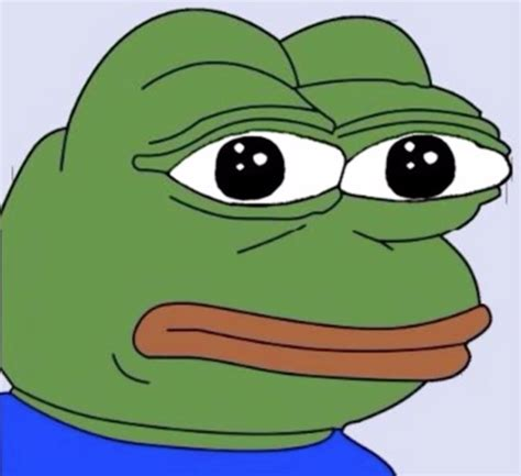 Pepe Meme by Pepe The Frog