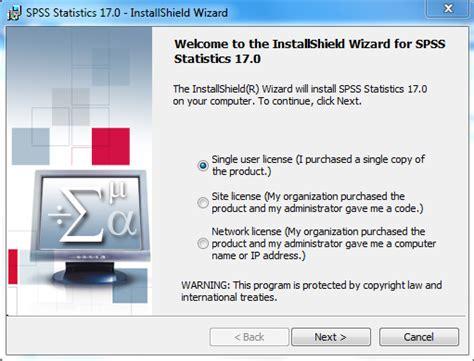 tutorial spss adalah lentera pena tutorial spss cara instal spss 17 di pc