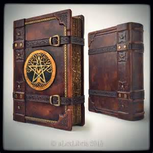 25 best ideas about leather book covers on