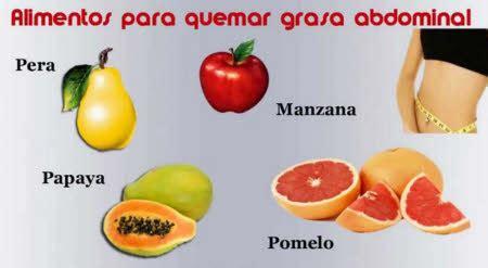 alimentos para eliminar grasa del abdomen 10 alimentos para eliminar grasa abdominal tu revista