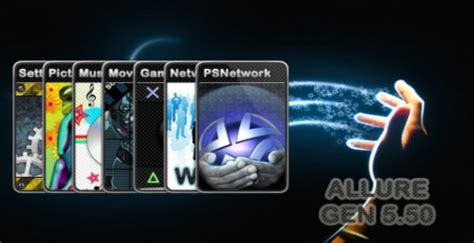 psp themes allure ctf for 5 50 gen psp themes
