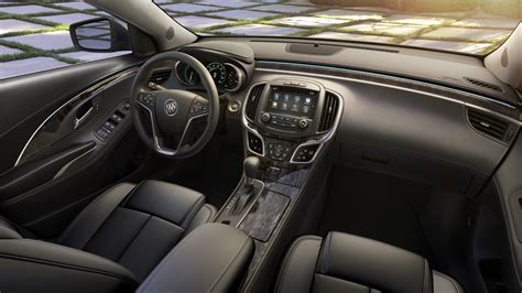 Buick Interior by 2016 Buick Lacrosse Gm Authority