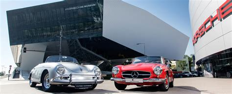 porsche museum opening hours and prices