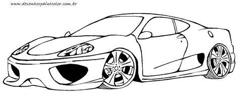 dibujos para pintar cars dibujos de autos tuning para pintar 5 dibujos de autos
