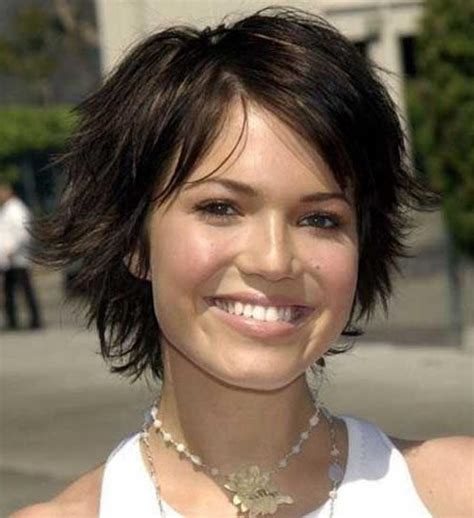 short hairstyles for really thick hair short hairstyle 2013 20 best of sassy short haircuts for thick hair
