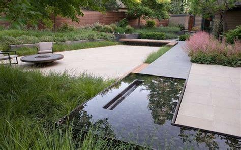 Gartenideen Teich by Moderne Gartenideen Teich Terrasse Mit Feuerstelle Und
