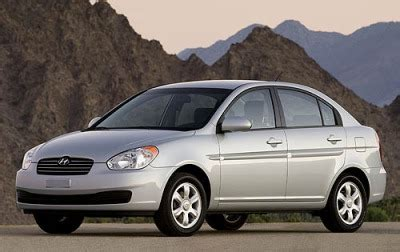 used 2006 hyundai accent mpg gas mileage data edmunds
