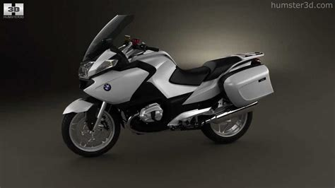 2005 Bmw R1200rt by Bmw R1200rt 2005 By 3d Model Store Humster3d