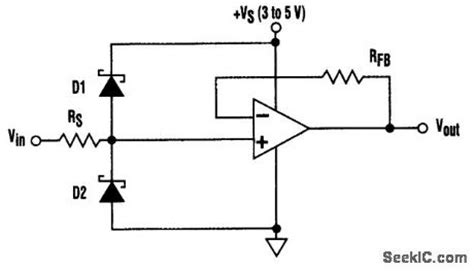schottky diode protection circuit index 99 power supply circuit circuit diagram seekic