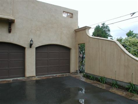 Garage Arch by Arched Garage Doors