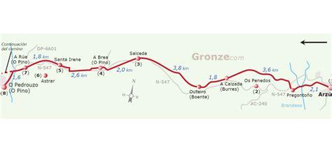 camino to santiago de compostela 30 from arz 250 a to santiago de compostela camino de santiago