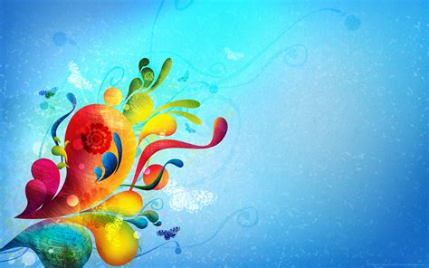 wallpaper abstract colorful flower abstract color flowers hd picture abstract graphic wallpaper
