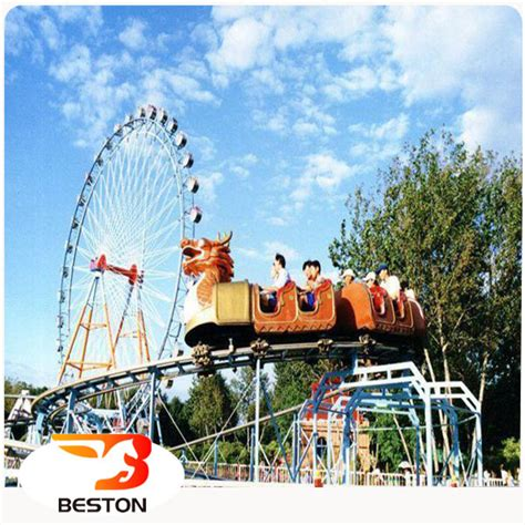 most popular amusement park backyard roller coaster for