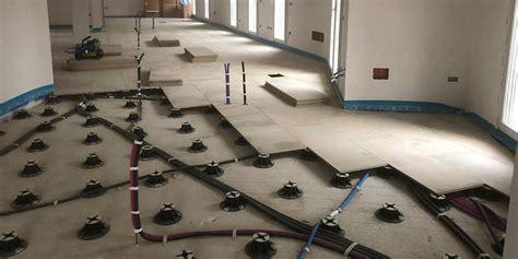 isolante per pavimenti pavimento sopraelevato isolante