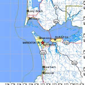warrenton oregon map warrenton oregon or population data races housing