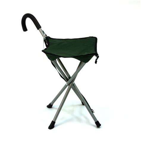 Golf Chairs Portable sports chairs walking stick stool style portable chair