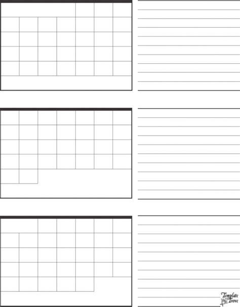 month calendar template three month calendar template free calendar template