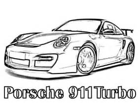 Porsche Coloring Pages Porsche Coloring Pages Coloring Home