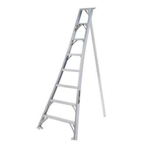 lite 10 ft aluminum orchard ladder lp 9410
