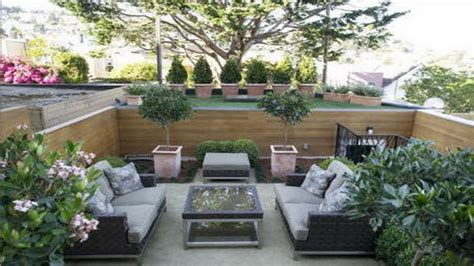 townhouse patio design small backyard patio ideas small