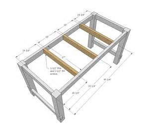 Kitchen Island Building Plans ana white farmhouse style kitchen island for alaska lake cabin diy