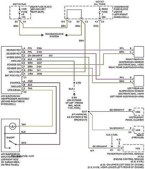 2004 chevy silverado stereo wiring diagram wiring diagram