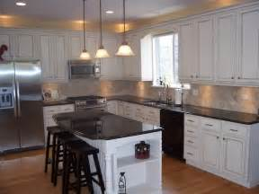 41 best images of painting oak kitchen cabinets white