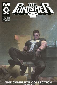 libro punisher max the complete punisher max the complete collection vol 6 trade paperback comic books comics marvel com