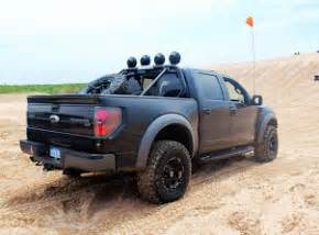 roll bar with integrated stacks on raptor?? page 2