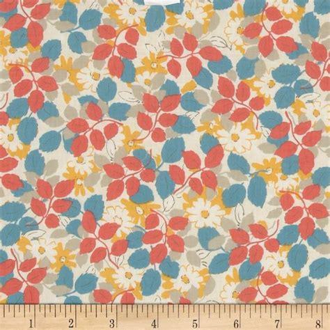 Covington Blue Leaves Dress 89 best fabric images on organic cotton