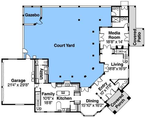 h shaped house floor plans original 2nd floor plan of unusual shaped house plans house design plans