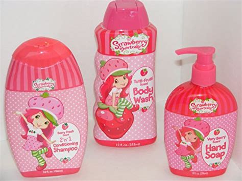strawberry shortcake bathroom set strawberry shortcake bathroom set 28 images amazon com