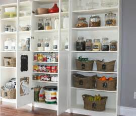 Ikea Pantry Organization by I Love How This Pantry Was Designed Using Ikea Billy