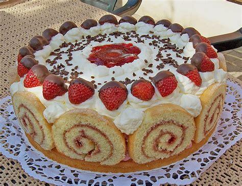 Gamis Tsum2 Kid erdbeer torte sahne schmand rezepte chefkoch de