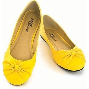 yellow flat shoes for wedding yellow wedding shoes www shoerat