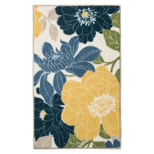 Threshold Kitchen Rug Threshold Floral Kitchen Rug Target