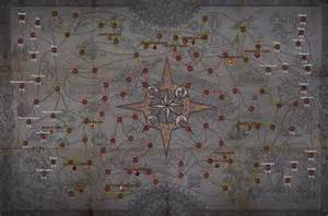 poe maps atlas labeled with number of sextants that can affect a map pathofexile