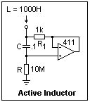 active inductor analysis active inductor