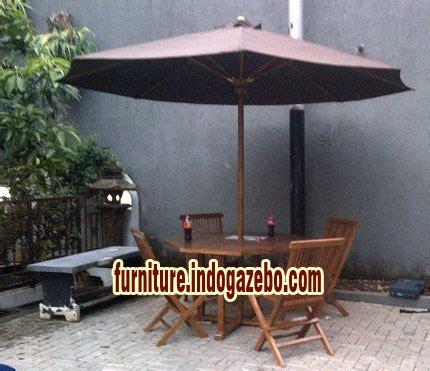 Payung Untuk Taman Kolam Maupun Pantai set meja payung cafe kursi ayunan taman kursi lounger