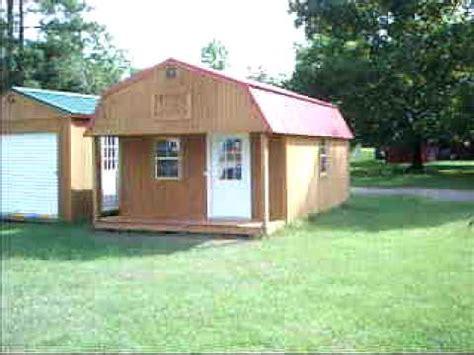 Derksen Building Floor Plans lofted barn cabin 14x24 youtube