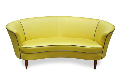 divanetto vintage divanetto vintage restaurato ico parisi italian vintage sofa
