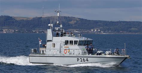 archer class patrol boat hms archer edinburgh urnu