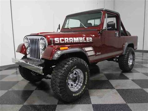 New Jeep Scrambler Classifieds For Classic Jeep Cj8 Scrambler 15 Available