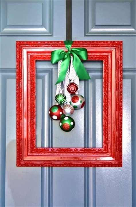 best christmas diy door decorations pink lover